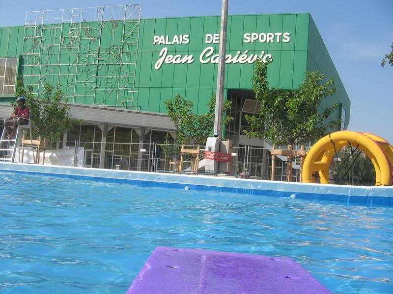 Activit s sportives juillet ao t ecole de triathlon de for Piscine vaulx en velin
