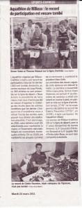 Le Progrès - Mars 2011
