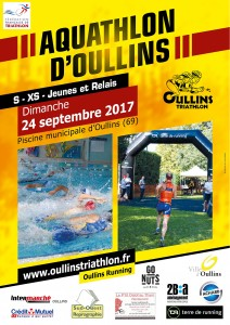 Aquathlon Oullins 2017